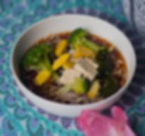 Pili Nut Soup Miso