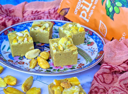 Pili Nut Fudge by Melissa Laycy