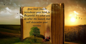 Book Launches: What You Need To Know To Make Them Work For You.