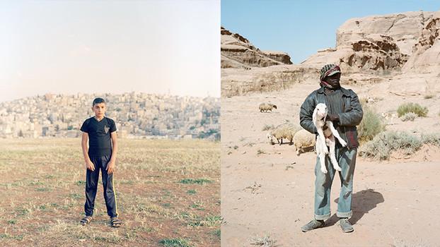 Jordan - Portraits