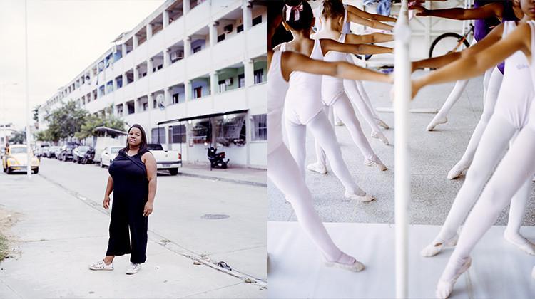 Rio Manguinhos Favela Ballet
