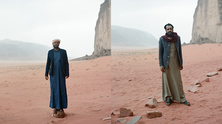 Wadi Rum - Portraits