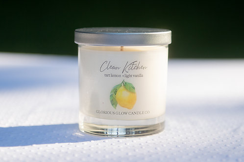 Clean Kitchen Candle