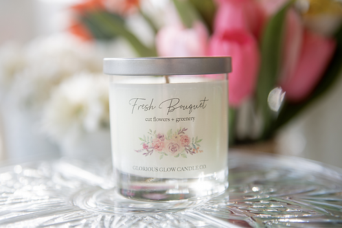 Fresh Bouquet Candle