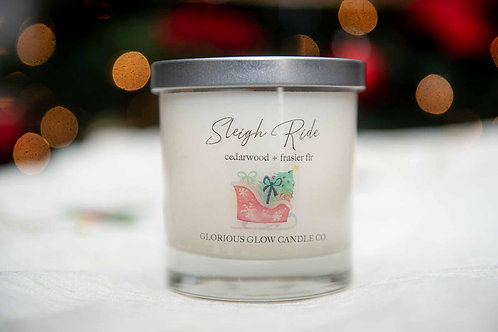 Sleigh Ride Candle