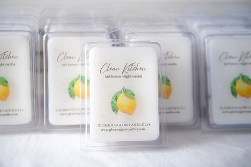 Clean Kitchen Wax Melts