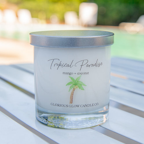 Tropical Paradise Candle