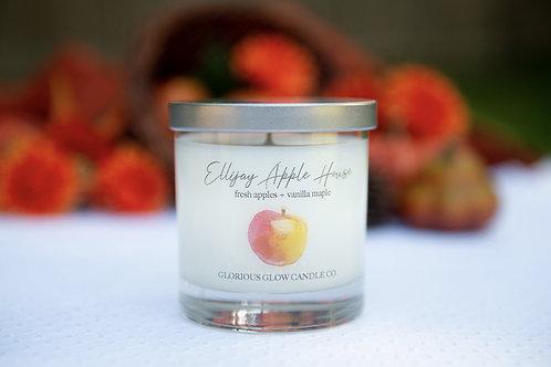 Ellijay Apple House Candle