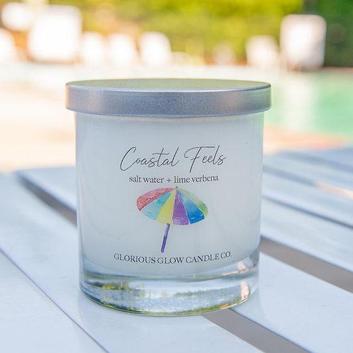 Coastal Feels Candle