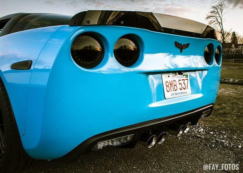 C6 Corvette 3pc Wickerbill