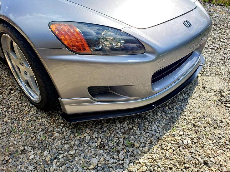 S2000 3pc Front Splitter