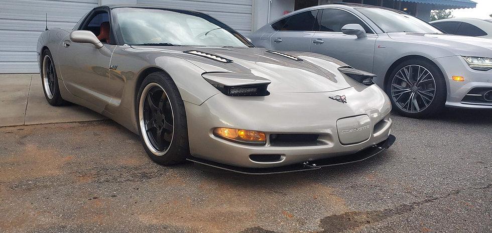 C5 Corvette Front Splitter