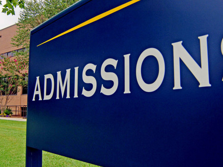 Thoughts on Rolling Admission