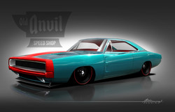 charger B4