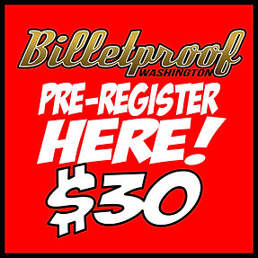 Washington Billetproof Pre-Registration