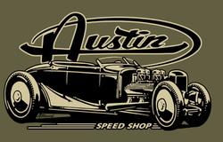 AUSTIN SPEED SHOP T