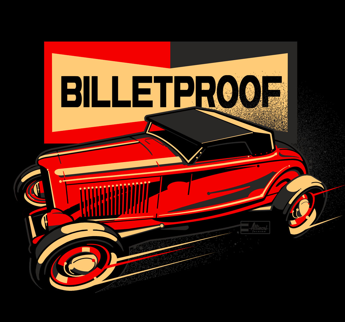 BILLETPROOF T SHIRT