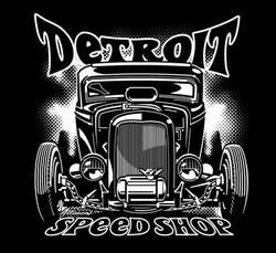 DETROIT SPEED SHOP T