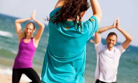 Teaching Yoga in Greece