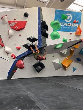 Climbing Performance Coach