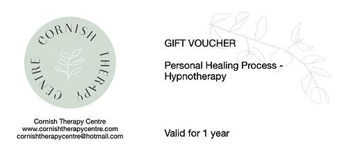 Personal Healing Process