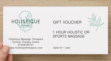 Holistic or Sports Massage