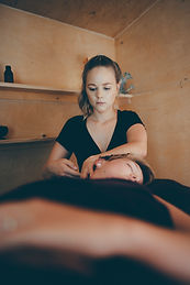 Holistique Sport and Complementary Massage Therapies Cornwall - by Jonny Noakes Photo