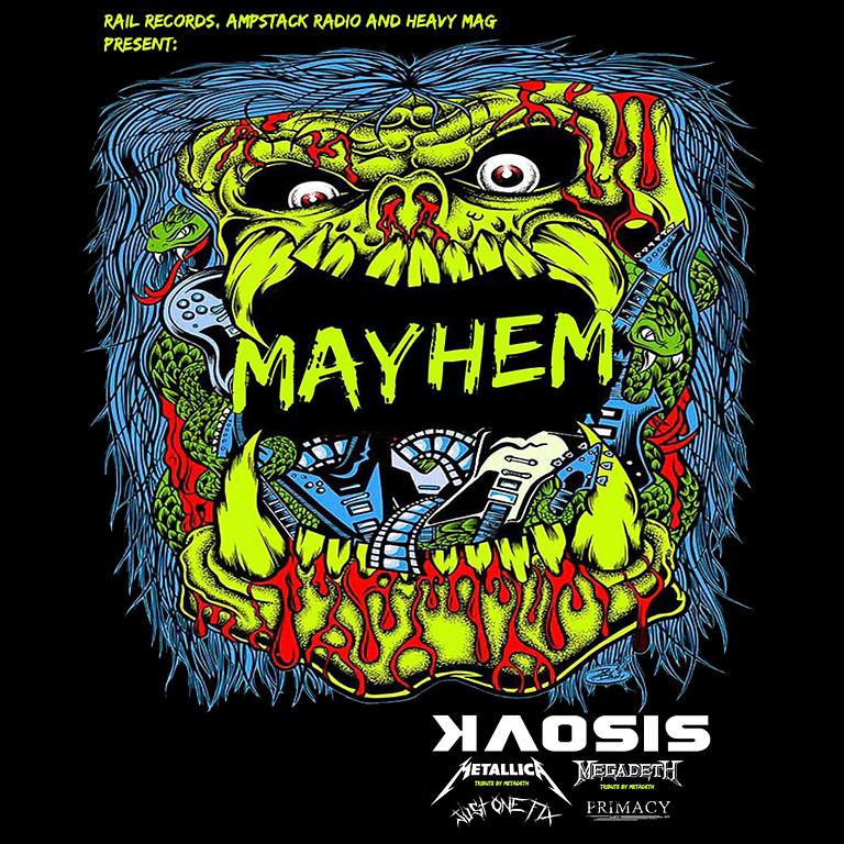 Total Farkn' Mayhem Metal Festival