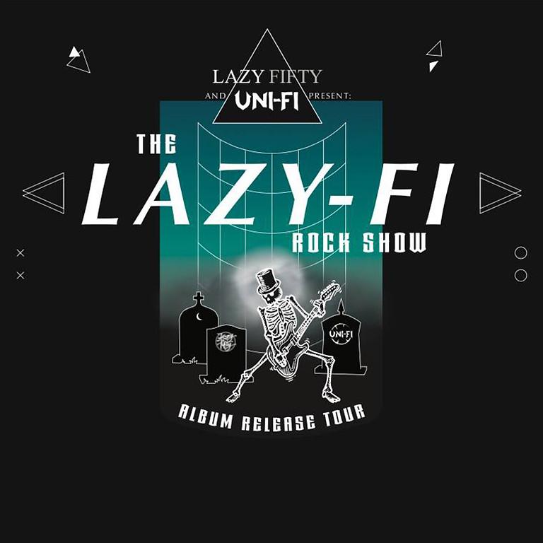 The Lazy-Fi Rock Show