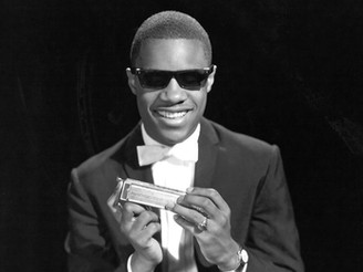 Stevie Wonder's Blind Waiter