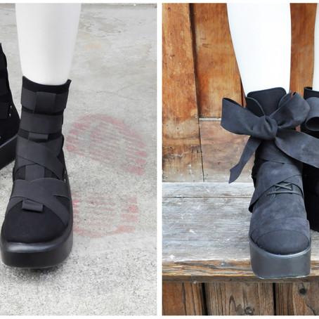 ブーツの季節?いつだってブーツ気分! / Boot season, Always boots