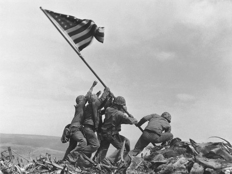 74th Anniversary of the Iwo Jima Flag Raising