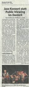 Zeitung Dortmund 2014