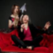 Duo Clarisma! Maryanne Piper und Caroline Keufen