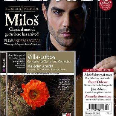 BBC Music Magazine, UK.