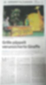 Neue Württembergische Zeitung (NWZ): 12.11.2016.