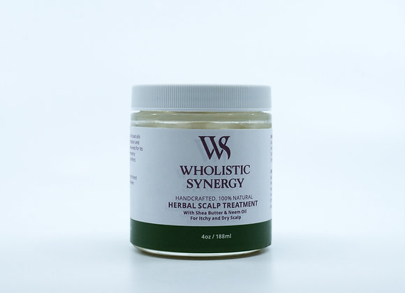 Herbal Scalp Treatment