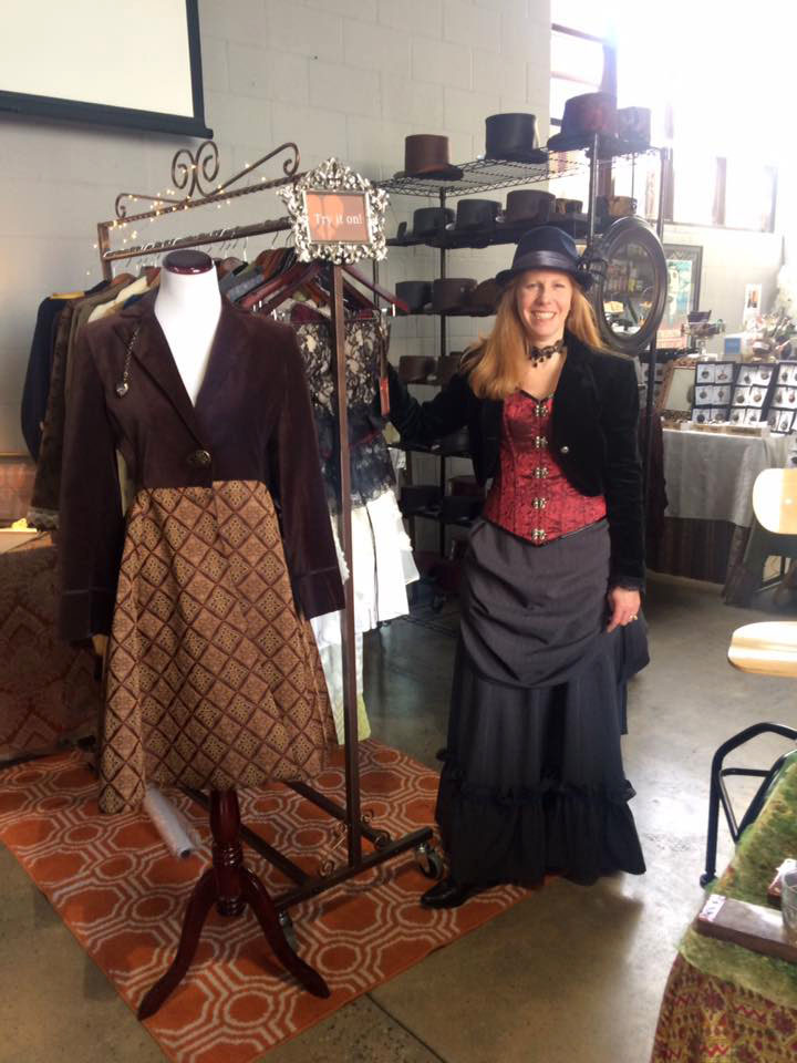 Monterey Steampunk Convention