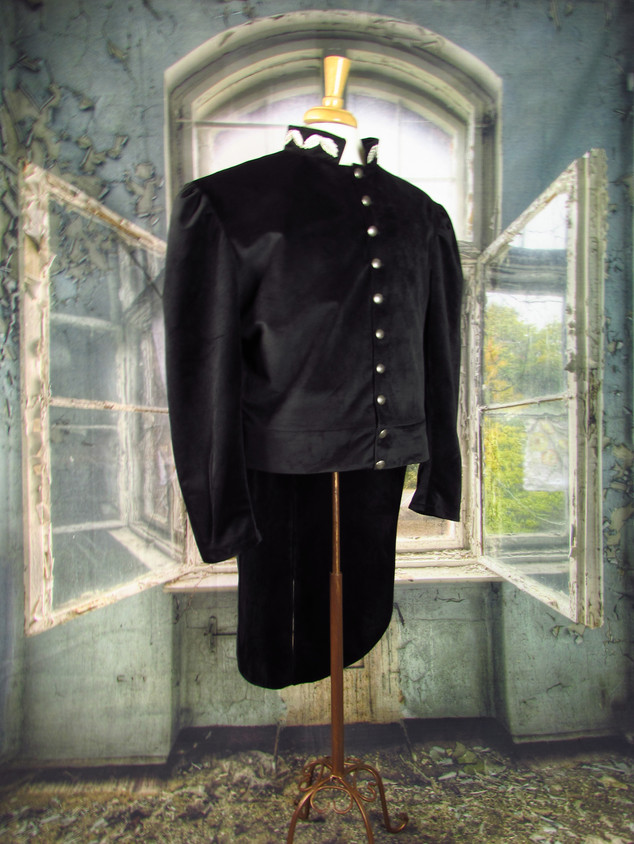 Dr. Who Masters Tailcoat