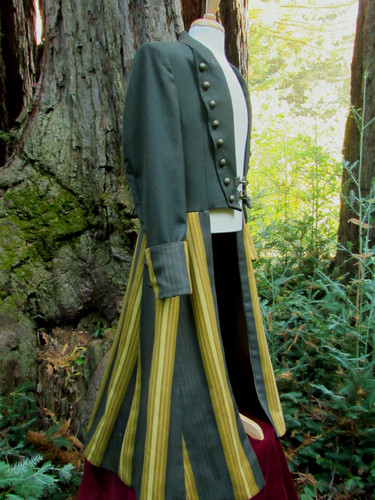 Forest Admiral Coat