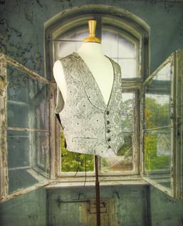 Silver Brocade Wedding Vest Front.jpg