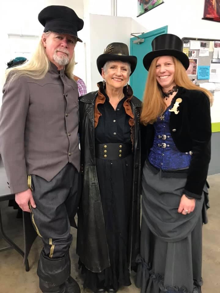 Sacramento Steampunk Bazaar