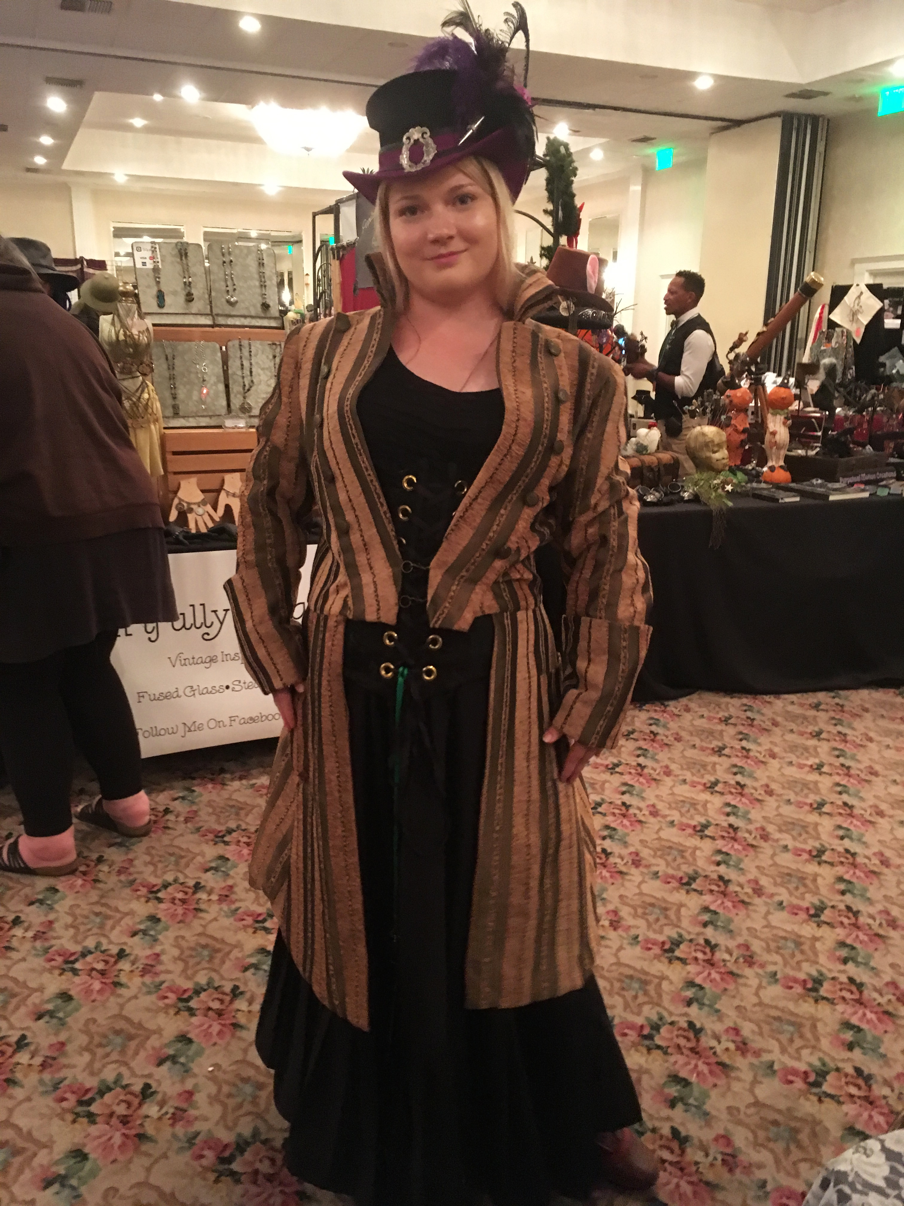 Gaslight Steampunk Expo 2018