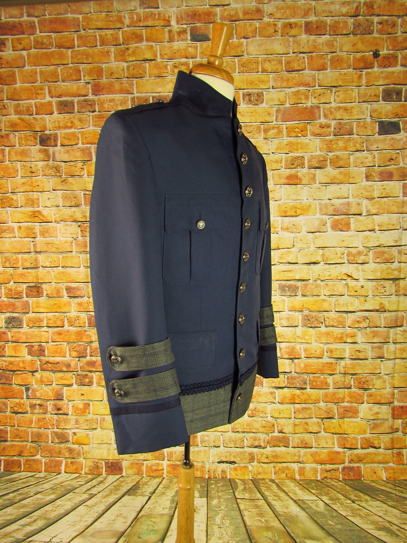 Military Steampunk Coat