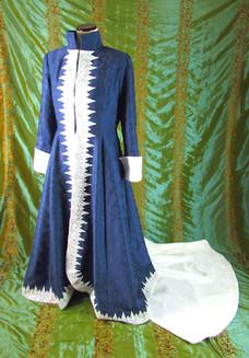 Wedding Coat Front
