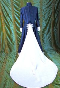 Wedding Coat - Back