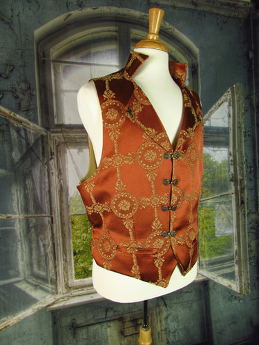 Handmade Medieval Waistcoat