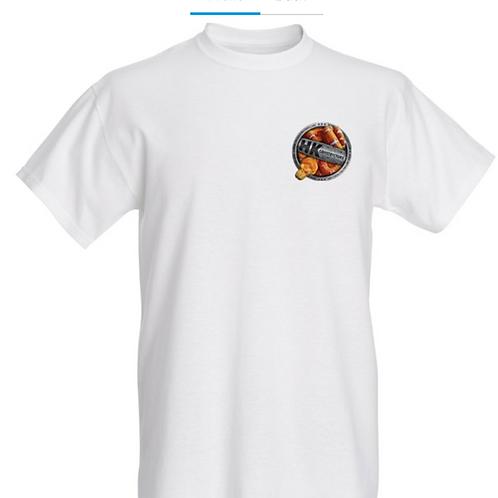 HK Constrictors T-Shirt - White