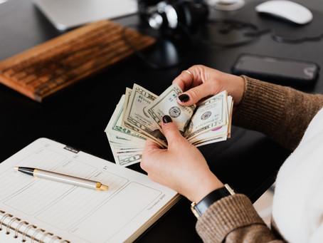 4 Shocking Statistics About Women, Work & Money