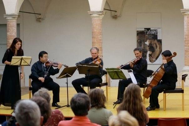 Miriam Wettstein+Quartett die Lugano